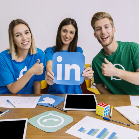 estrategias de marketing para Linkedin